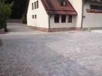 Pflasterarbeiten Innenhof